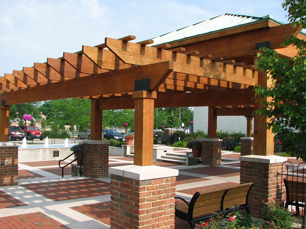 Commercial Landscape Architect Columbus Ohio
