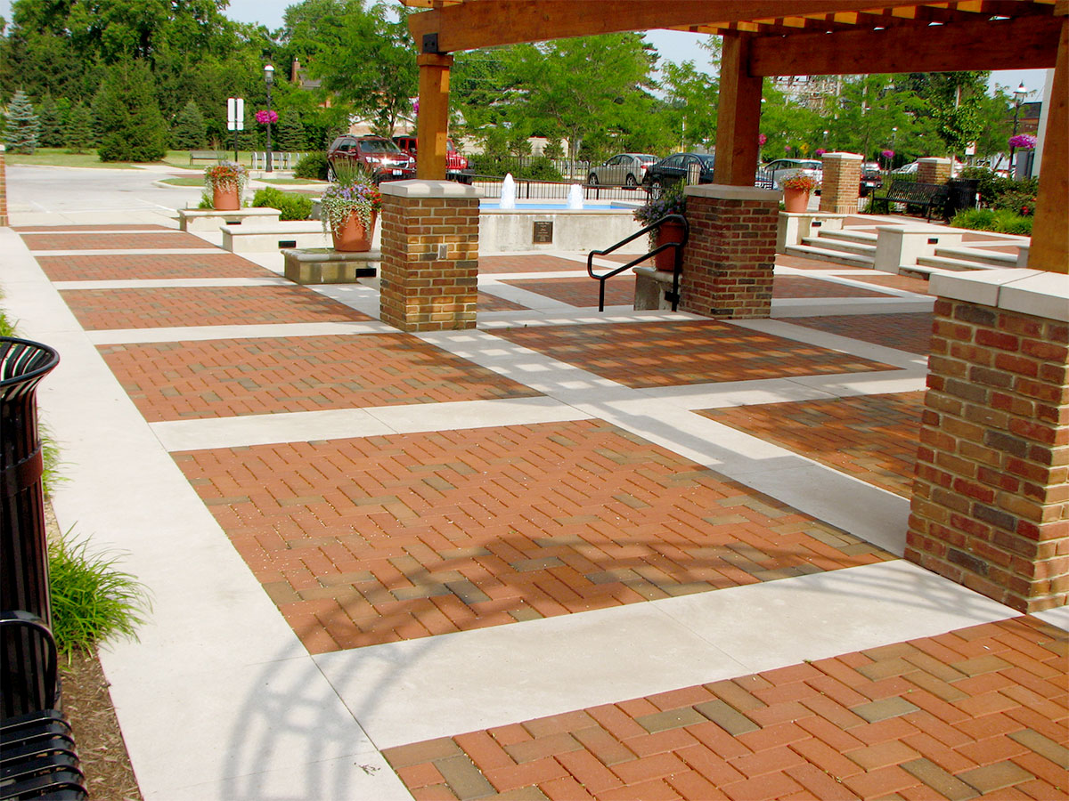 ... Commercial Outdoor Pavement Landscaping Columbus Ohio ... - Landscape Architecture Landscaping Columbus Ohio Landscaping