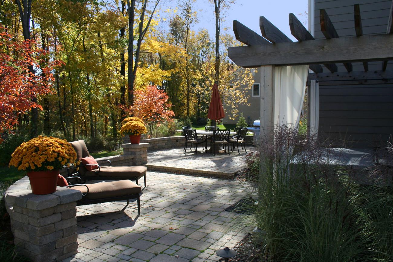 Ohio Landscape Architect Columbus Fall