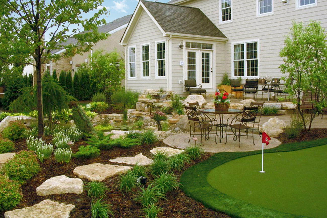 Landscaping landscape architect landscape for Residential landscape architecture