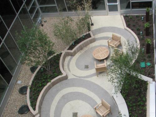 Commercial Indoor Landscaper/Design Stone and Pavement